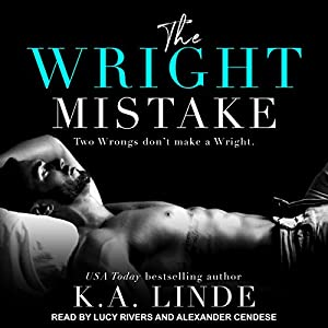 The Wright Mistake Audiobook