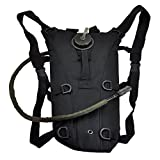 OCSOSO Sports 3L Hydration Survival System Climbing Hiking Cycling Backpacks With Water Bladder
