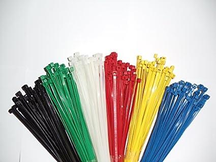 500 Stck Kabelbinder blau 140 x 3,6 mm   Europäische Ware Industriequalität