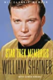 img - for Star Trek Memories book / textbook / text book