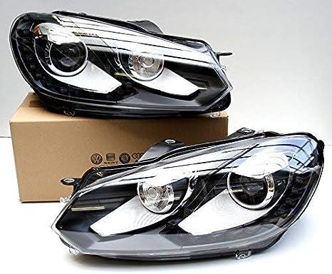 Volkswagen Original Vw Ersatzteile Vw Xenon Led Golf 6 Vi Scheinwerfer Tagfahrlicht Original Vw Auto