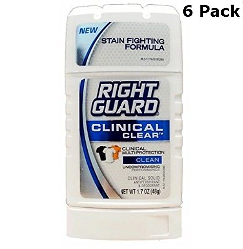 right-guard-clinical-solid-antiperspirant-and-deodorant-clean-scent-17-ounces-each-pack-of-6