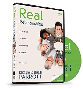 Real Relationships: From Bad to Better and Good to Great