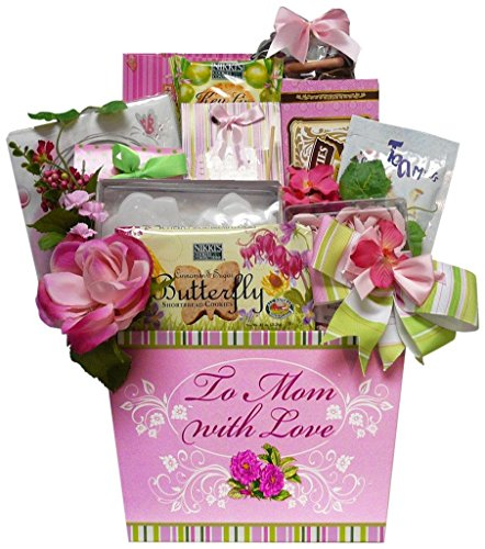 Beautiful Mom Gift Basket