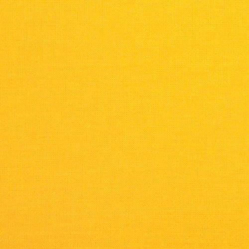 - Robert Kaufman Kona Cotton Canary Fabric By The Yard