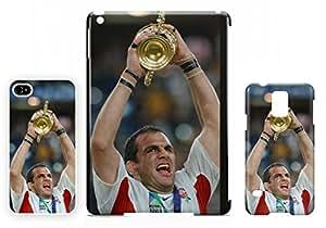 England Rugby World cup Winners iPad AIR 2 Cubierta de la cáscara caso tableta