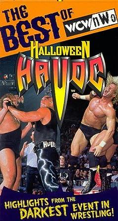 Amazon.com: WCW:Best of Halloween Havoc [VHS]: WCW: Movies & TV