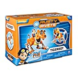 Rusty Rivets Tigerbot Building Set with Lights