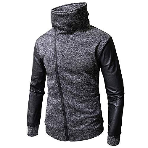 2018 Hiver T Manches Stretch Ciellte Homme Automne Foncé3 Taille Mode Capuche shirt Longues Zipper Pull Sweatshirt Hoodies Cardigan Fitness À Gris Sportif Grand nUOqgwOI