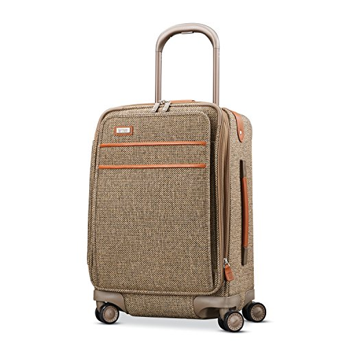Hartmann Luggage Tweed Legend Global Carry On Expandable