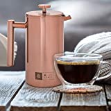 OLIVE + CRATE Copper Stainless Steel French Press