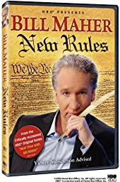 Bill Maher - New Rules