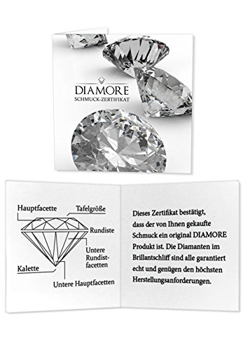 DIAMORE Colliers Or jaune Diamant 0106731616_45