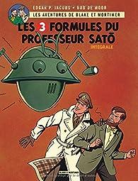 Blake et Mortimer, Tome 5 : Les trois formules du professeur Sato par Edgar Pierre Jacobs