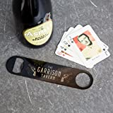 The Garrison Tavern – Peaky Blinders Inspired Personalised Bar Blade Bottle Opener For Sale