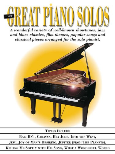 Download More Great Piano Solos PDF
