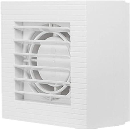 ZTTTD Cuarto de baño Ventilación y Extractor con | Diseño y Doble Moderna Delgado Hanger Bar | Fácil instalación silenciosa de baño Aficionados del Ventilador: Amazon.es: Hogar