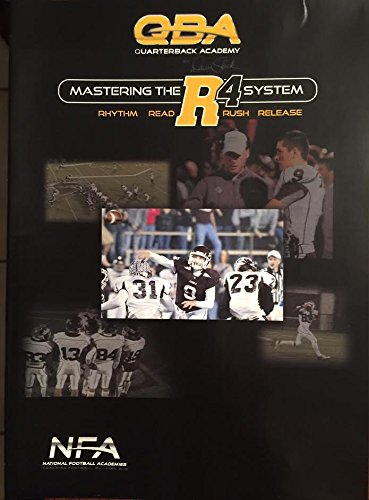 Quarterback Football Dvd (R4 QB-Expert System, 3-DVD Series for Quarterback training & development)