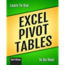Learn To Use Excel Pivot Tables In An Hour (Learn To Use... ...In An Hour Book 1)