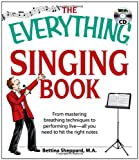 The Everything Singing Book, Bettina Sheppard, 1598695398