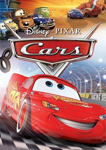 Cars (Single-Disc Full Screen Edition) ()