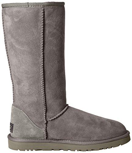 Ugg Classic Tall W Van 5815 Vrouwen Slip Laarzen Grijs (grijs)