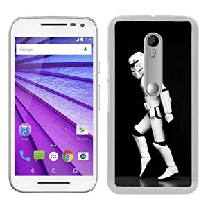 Motorola Moto G 3rd Generation Case ,Unique And Fashionable Designed Case With Star Wars Michael Jackson Moonwalk White Moto G 3rd Gen Cover High Quality Phone Case