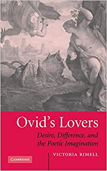Book Ovid's Lovers: Desire, Difference and the Poetic Imagination