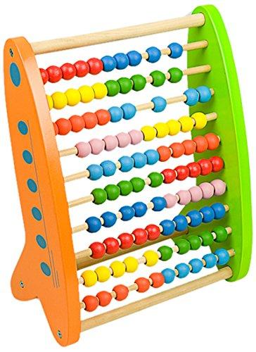 Andreu Toys 24 x 14 x 305 cm Abacus Colorines Multi Colour