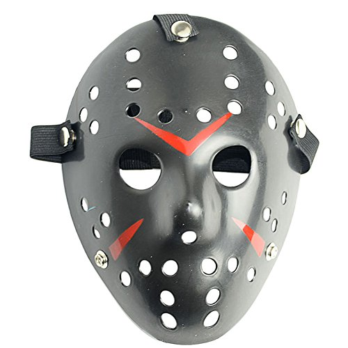 L'vow Horror Resin Freddy Vs Jason Hockey Mask Cosplay Halloween Costume Prop -