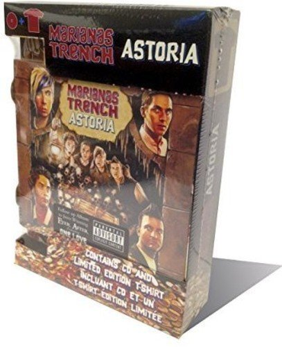 Marianas Trench - Astoria (Fan Pack) (Canada - Import)