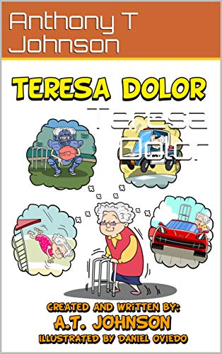 Amazon.com: Teresa Dolor (Tommy Turnpike Book Series) eBook ...