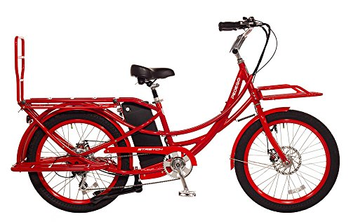 Pedego Stretch Red 48V 13Ah