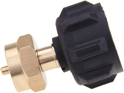 Ghair2 Adaptador de Repuesto de propano, 1 LB Gas propano ...