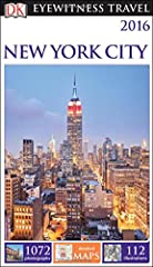 """DK Eyewitness Travel Guide: New York City is your in-depth guide to the very best of the """"Big Apple."""" From unearthing archaeological treasures at The Metropolitan Museum of Art to biking through Central Park to strolling the streets of the ar..."""