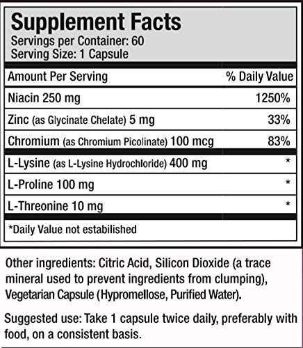 Best Acne Supplements for Adults and Teens - Vitamins for Acne, pimples, blackheads, Oily Skin - Skinphoria Natural Skin Clarifying Supplement by Health Kandy - Made in USA, Vegan 1 Month Supply