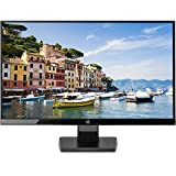 HP 23.8' 24w HDMI/VGA 1080p Widescreen LED IPS LCD Monitor (Black)