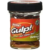 Berkley Gulp Extruded Earthworm, 4-Inch/1.1-Ounce