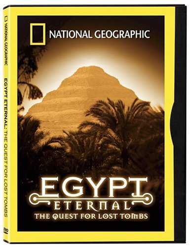 National Geographic Egypt Eternal: The Quest for Lost Tombs (Tomb Quest Book Of The Dead compare prices)