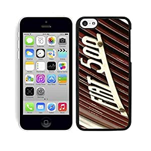 HARD CASE COVER FITS IPHONE 5C CAR LOGO MOD.6 BLACK by ruishername