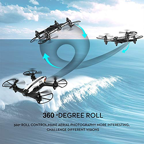 LFOZ Drone Toy Adecuado For Adultos Y Niños. Cámara 720P ...