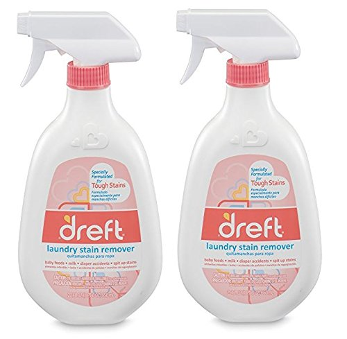 Dreft Stain Remover, 22 Ounce (Pack of 2) by Dreft