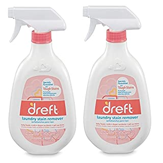 Dreft Stain Remover, 22 Ounce (Pack of 2)