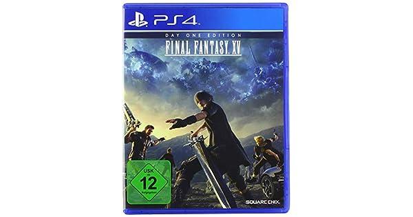 Final Fantasy XV Day One Edition (PlayStation PS4): Amazon.es: Videojuegos