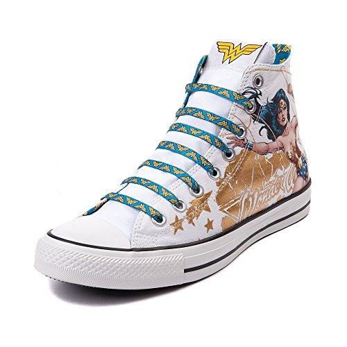 Converse Tout Étoile Salut Merveille Femme Sneaker Dc Bandes Dessinées
