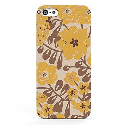 Koveru Back Cover Case for Apple iPhone 5S - Flower Art