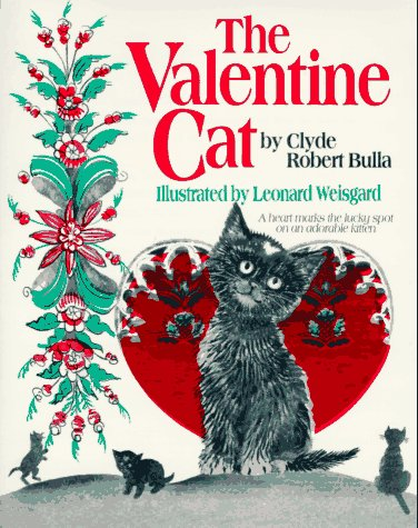 The Valentine Cat