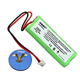 Cheap HQRP Battery for Dt-Systems SPT Series SPT-2420, SPT-2422, SPT-2430, SPT-2432, SPT-7300, SPT-7302, SPT-7800, SPT-7802 Remote Controlled Dog Training Collar Receiver + Coaster