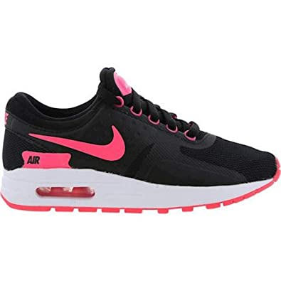7c46efc893 Nike Youth Air Max Zero Essential GS 881229 004 Black/White/Pink (6.5y):  Buy Online at Low Prices in India - Amazon.in