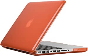 Speck Products SmartShell Case for MacBook Pro, 13-Inch, Wild Salmon Pink (SPK-A2563) - Not for Retina Macbook, Not for 2016 W/ and w/o Touch Bar Macbooks